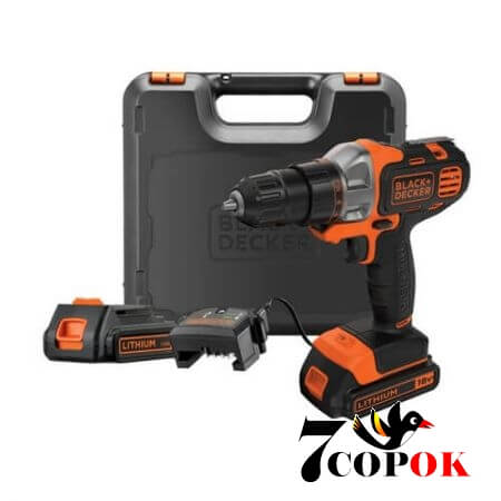 Black&Decker MT218KB