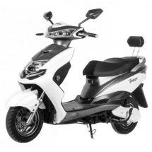 Maxxter SPEEDY (White-Gray)