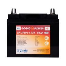 LogicPower LP LiFePO4 12V - 50 Ah